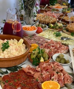 Grazing Tables & Tapas